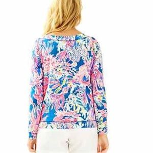 7484fc80a337f Lilly Pulitzer Tops - Lilly Pulitzer Jojo Top